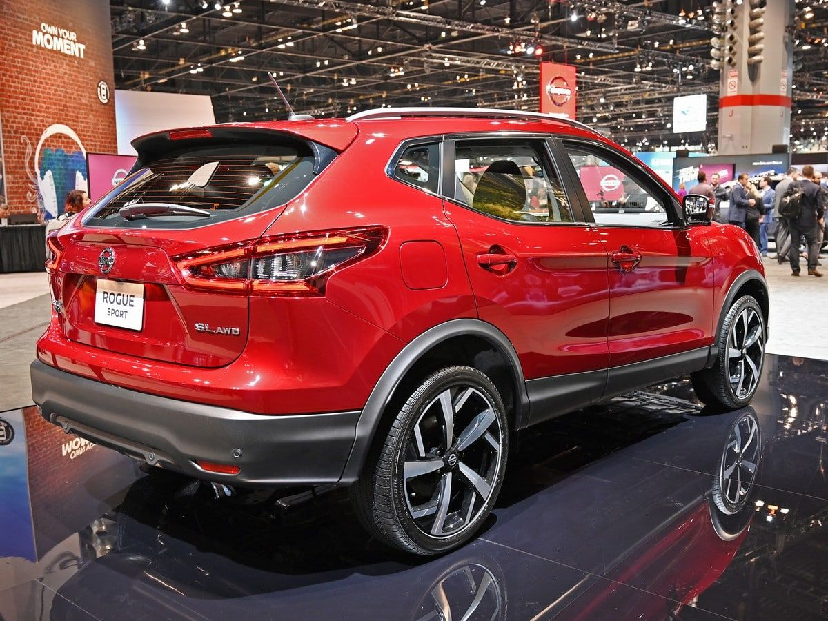 2020 Nissan Rogue Sport First Look | SUVs: Small, Mid-Size ...