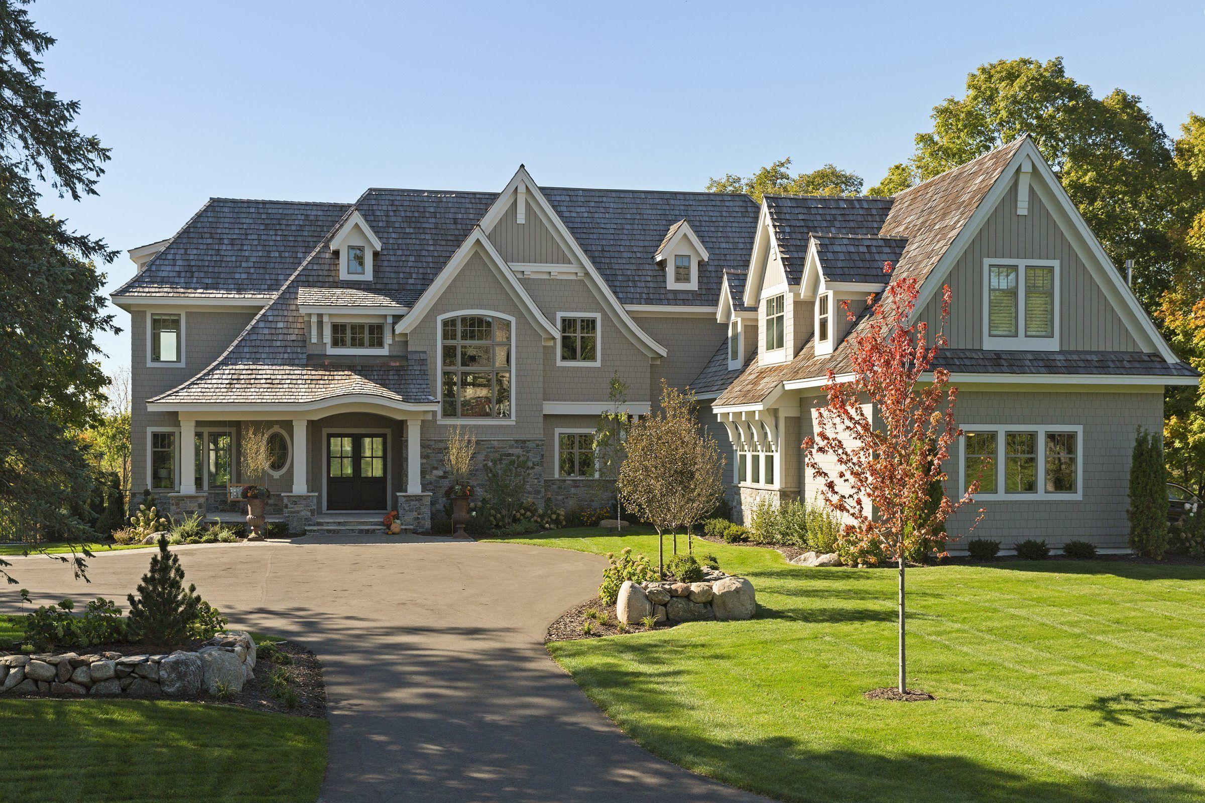 Ferndale Lake Home Stonewood Minneapolis Custom Home