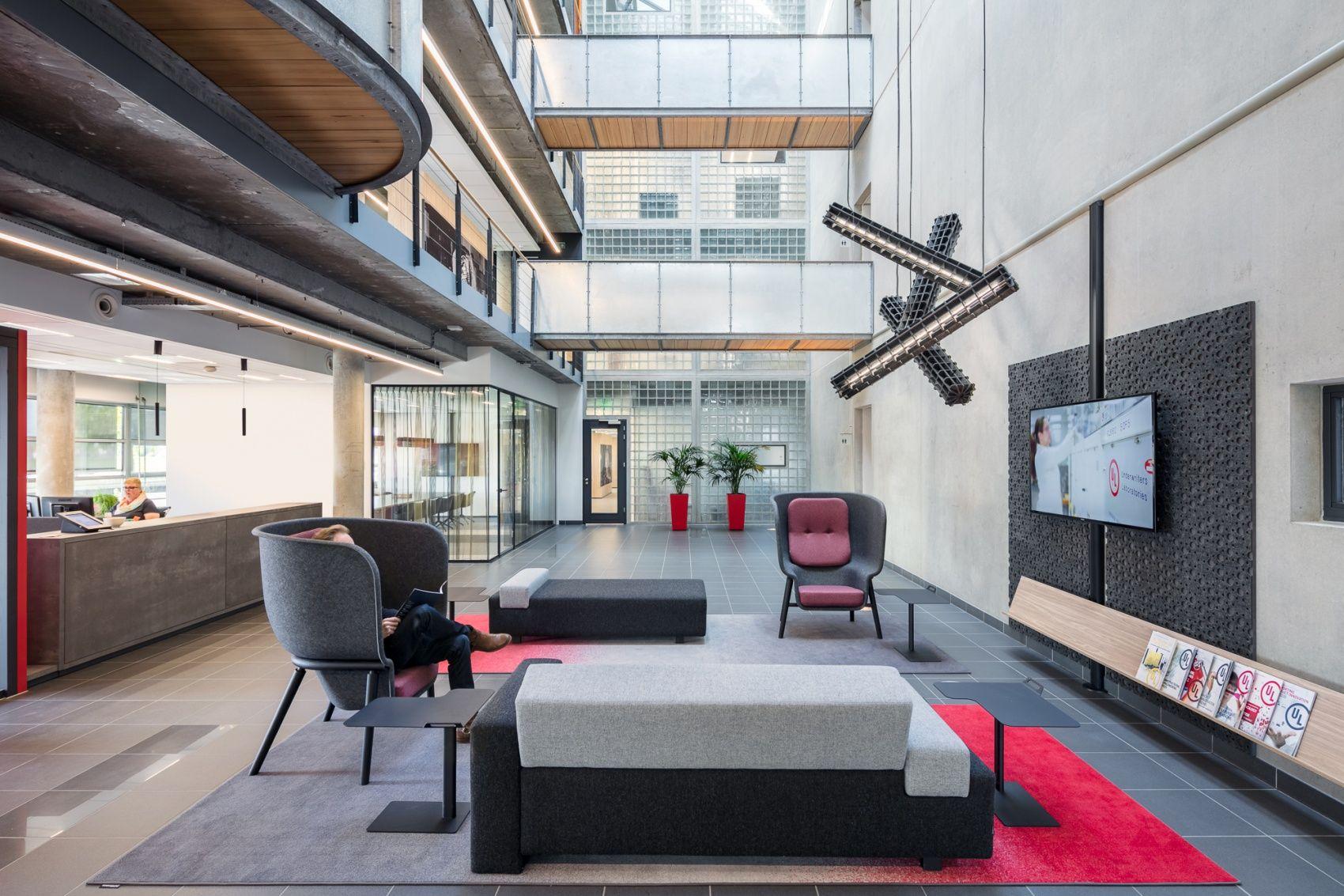 Pet Felt Acoustic Panels Interior Design Projects Interior