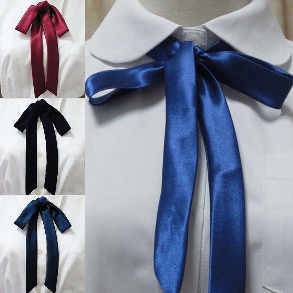 574c93c2d1e1 Mens Womens Vintage Western Cowboy Fancy Neck Bow Tie Ribbon Silk Necktie  Hi-Tie | eBay