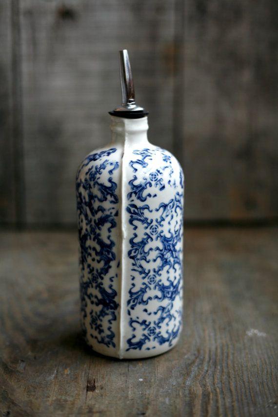 Pour l'huile d'olive For olive oil Porcelain by ArtetManufacture