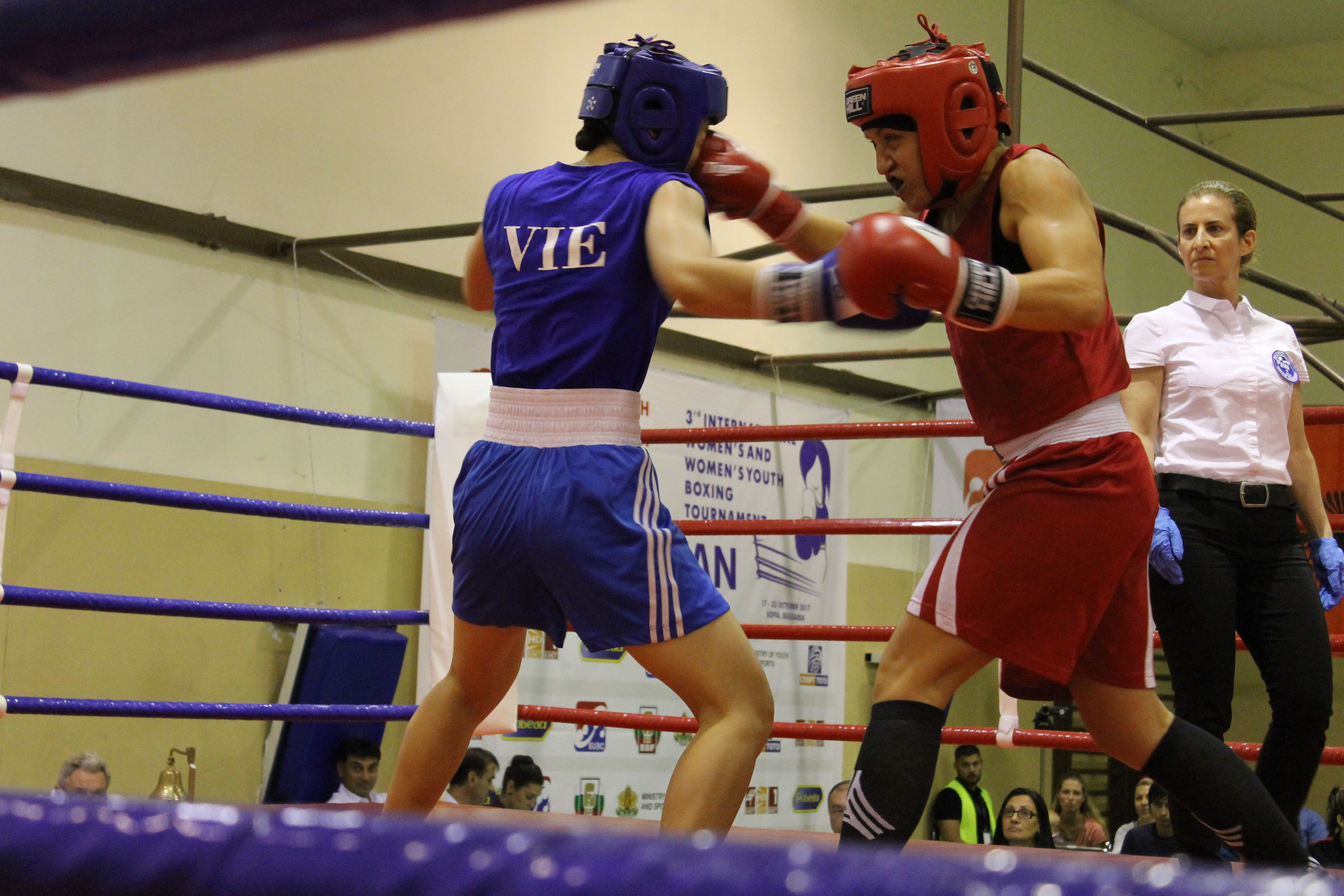 3rd International Women's and Women's Youth Boxing