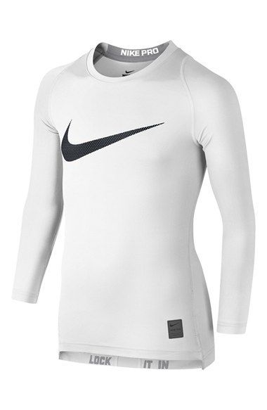 Nike Pro Combat Hypercool Compression HBR Long-Sleeve