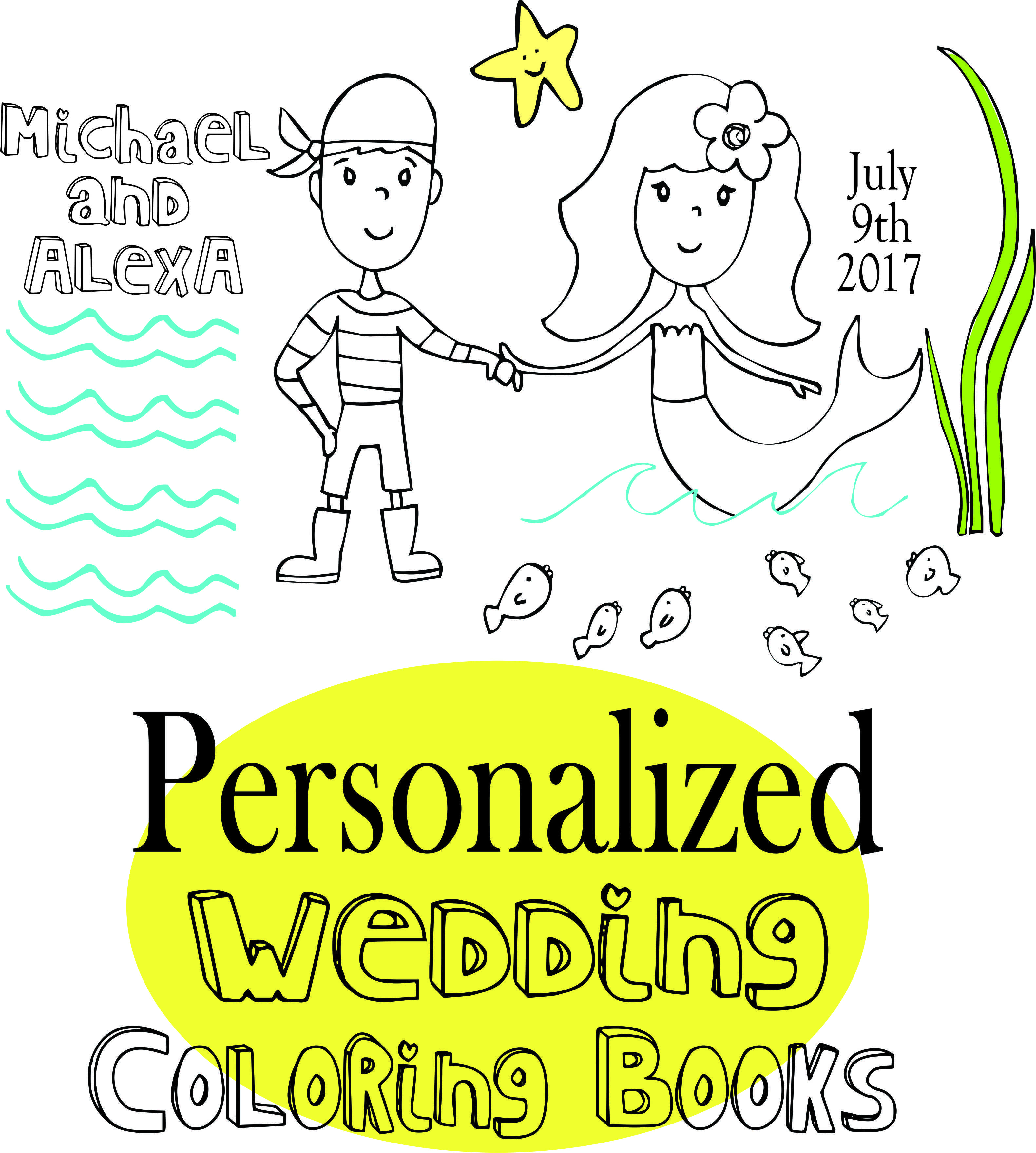 Personalized wedding favors for kids. #kidstable | Kids Table - No ...