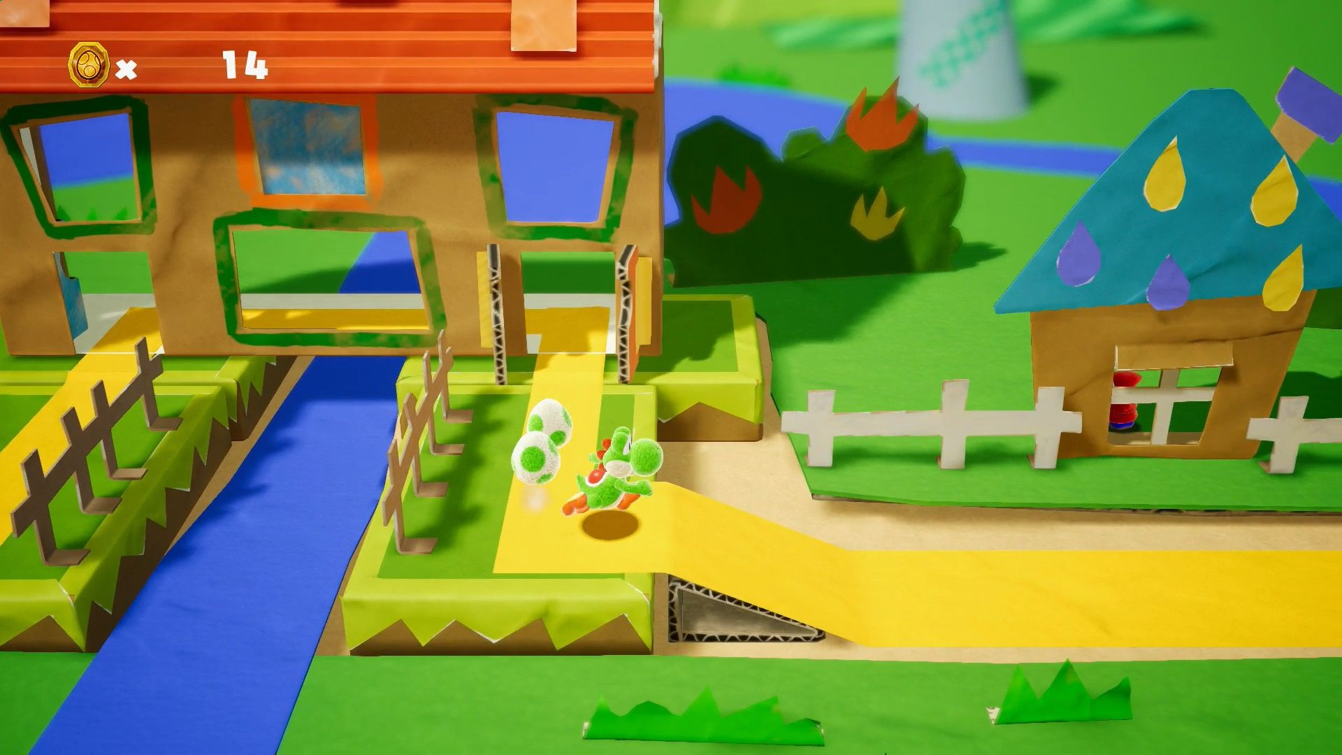 Nintendo Reveals Yoshi For Nintendo Switch