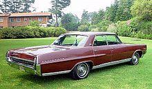 1964 Pontiac Bonneville Brougham Wikipedia The Free
