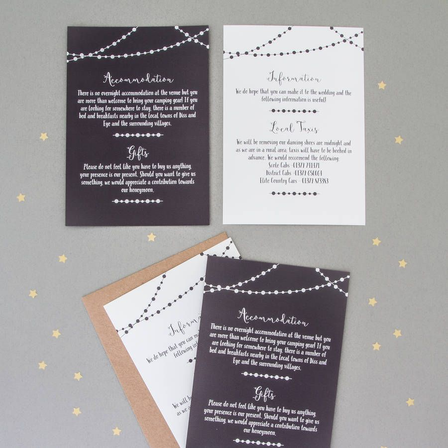 wedding invitations and rsvp- You have everything planned, now you ...