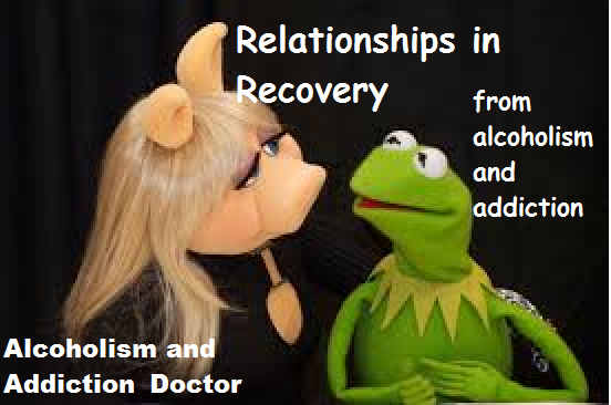 recovered alcoholics and relationships