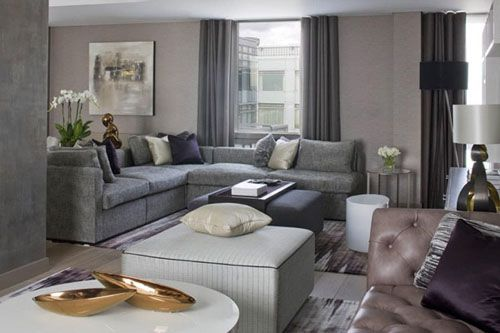 Living Room Colour Schemes Grey Sofa - Euskal.Net