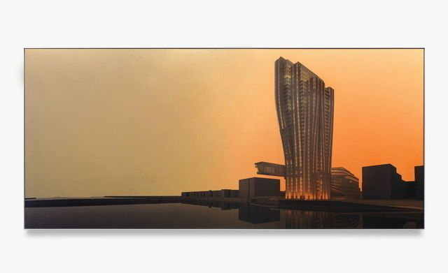 Zaha Hadid | Dublin Tower (2008), Available for Sale | Artsy