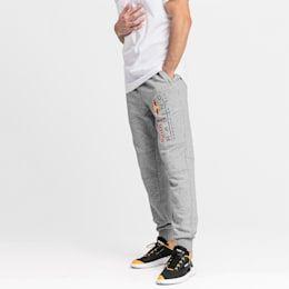 PUMA Pantalon de survêtement tricoté Red Bull Racing pour