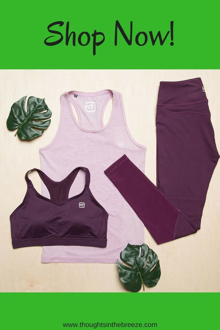 Looking for the perfect fit workout clothing, here is a great place to find stylish and comfortable...