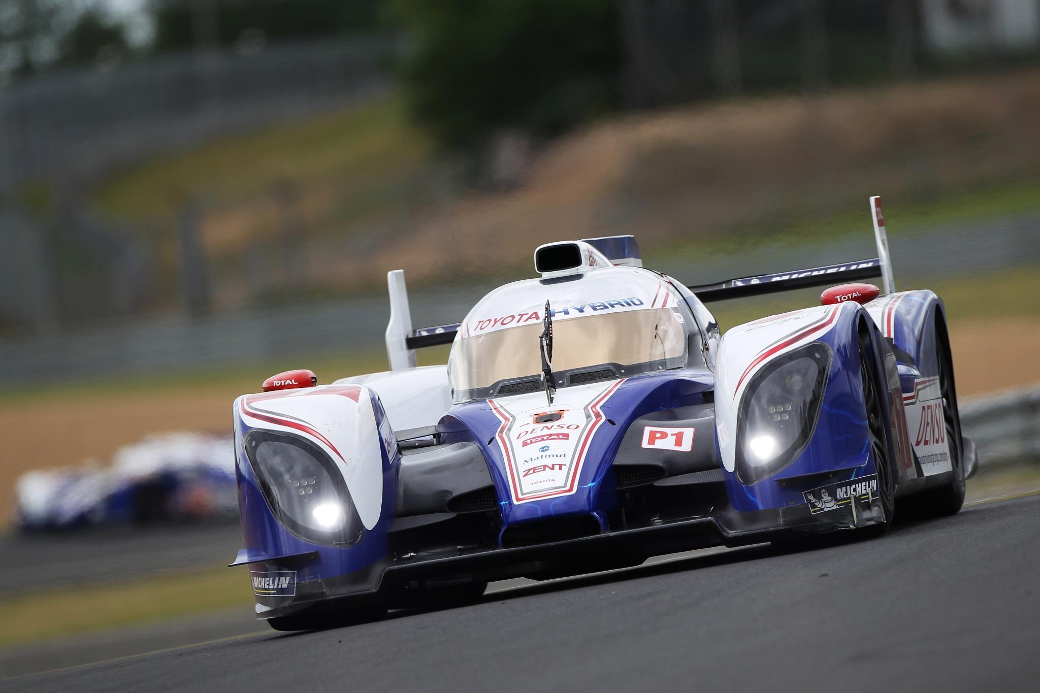 Toyota LMP1 Carros, Automobilismo