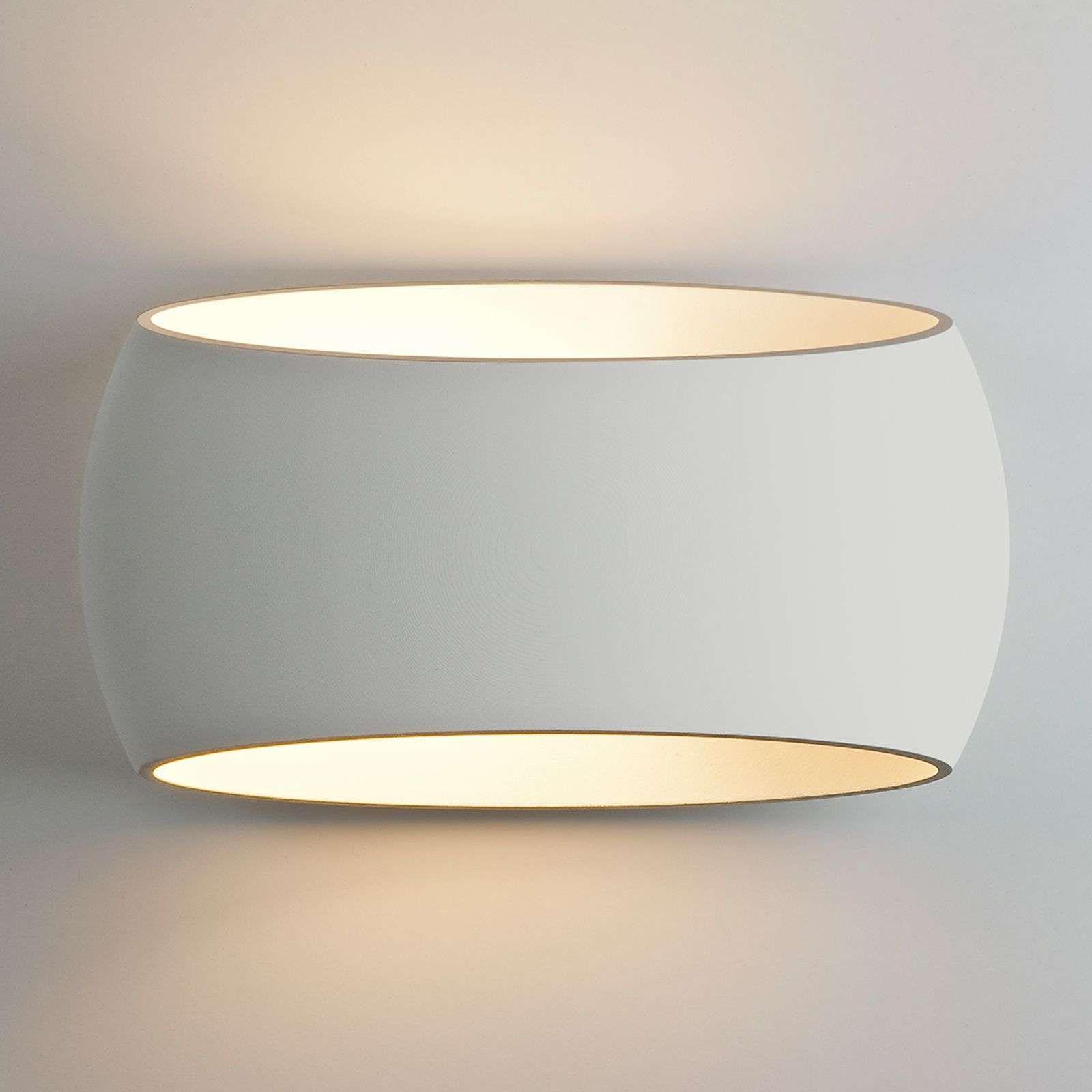 Applique Aria En Platre A Peindre In 2020 Wandlamp Muurverlichting Huisdesign