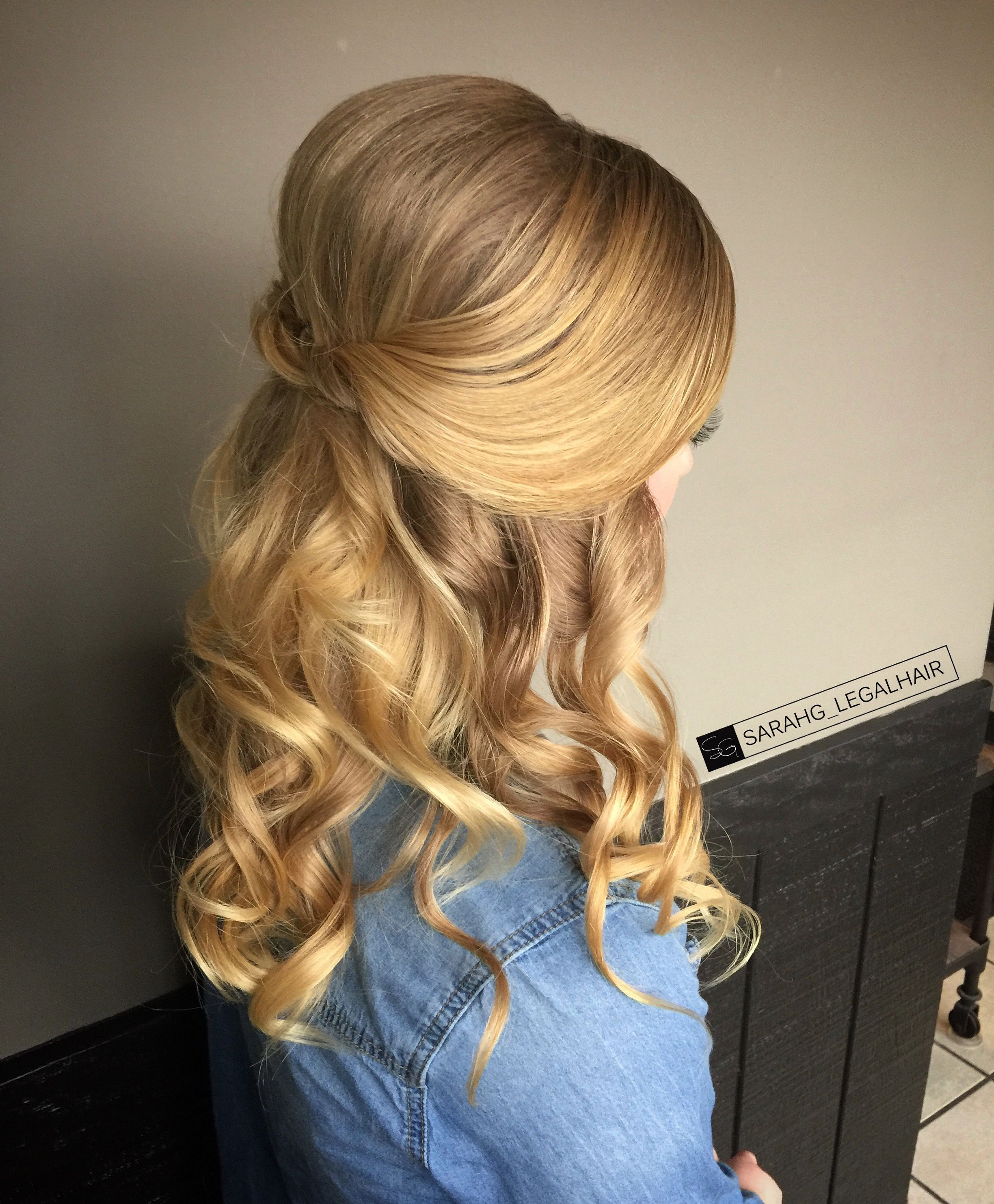 simple upstyle. winter formal hair. formal hair. elegant