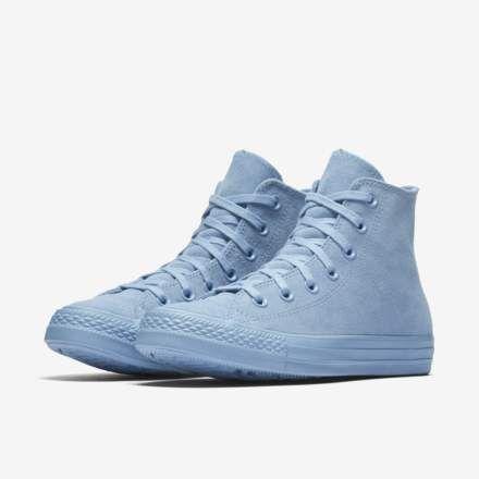 d65513bee3d8 Converse Chuck Taylor All Star Mono Suede High Top Women s Shoe ...