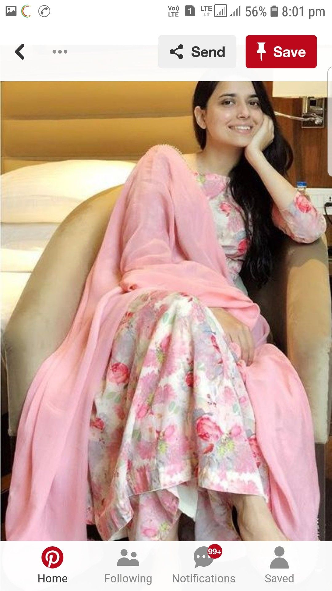 51a23eb04ff2 Online Trendy Party Wear Dresses For Girls 2018 With HD images. Indian Suits,  Indian Attire, Punjabi Suits, Indian Salwar Suit, Indian Wear,