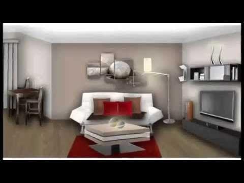deco salon moderne 2015 Decoration maison moderne Decoration Salon
