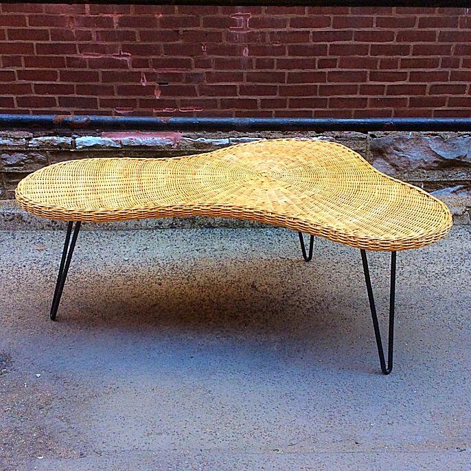 Vintage Mid Century Kidney Shaped Coffee Table Rocket Century St Louis Mo Coffee Table Modern Vintage Furniture Mid Century Modern Furniture