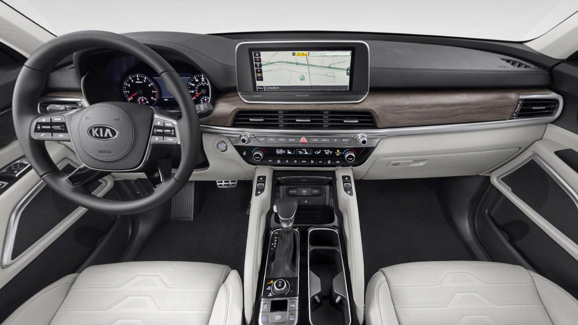 2020 Kia Telluride First Drive Impressions of its