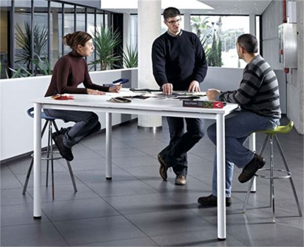 Cool Stand Up Meeting Table Available In Sizes And In A - Stand up meeting table