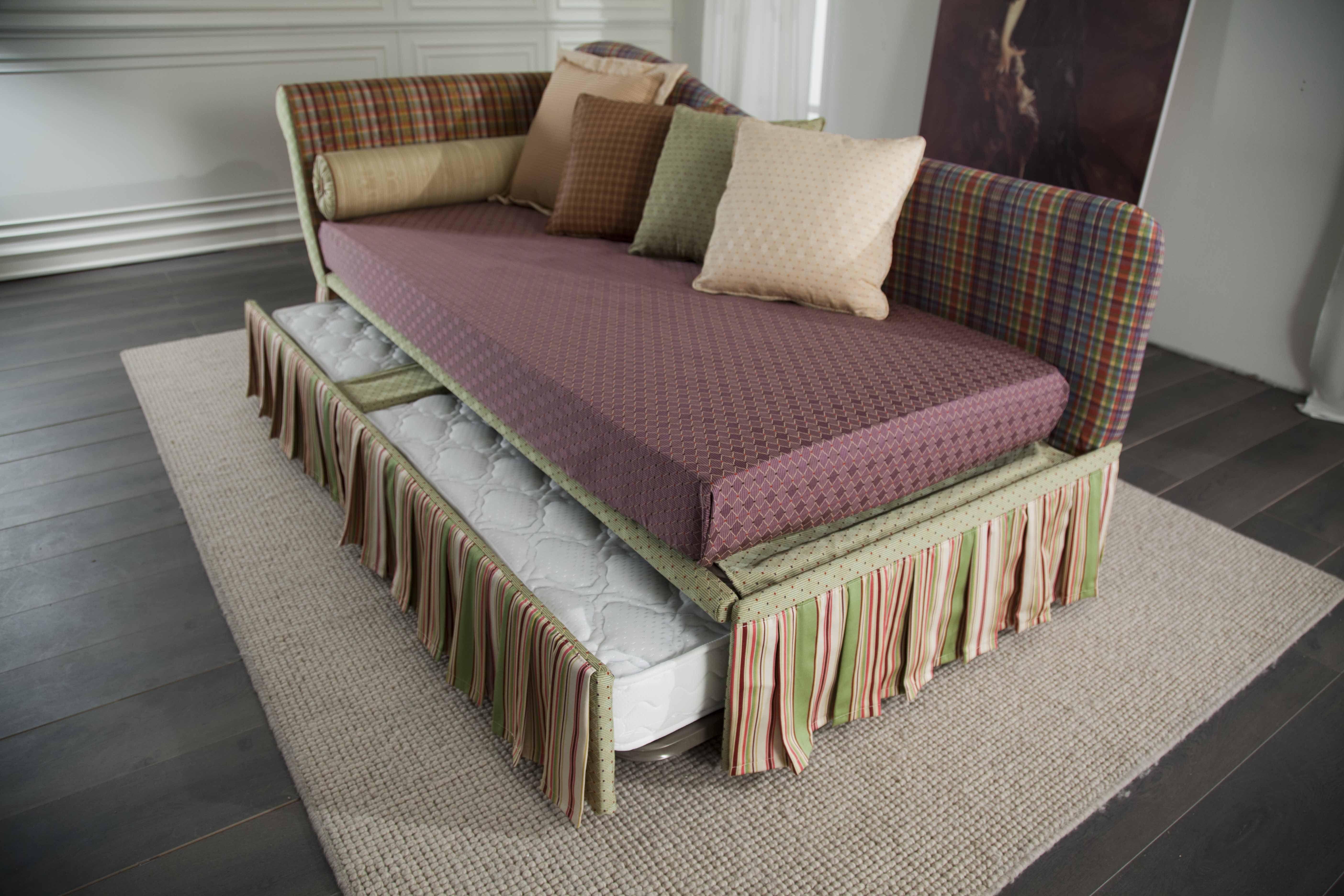 Divano letto con secondo letto estraibile stunning letto for Materasso duetto mondo convenienza