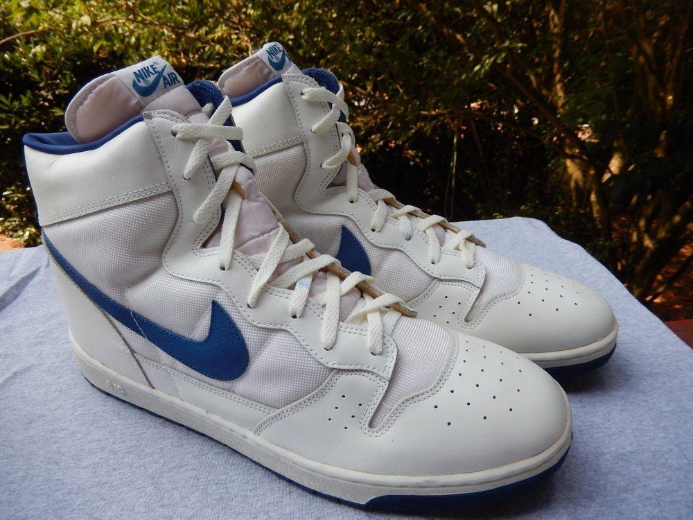 12f24f0d66bce VTG 1984 Nike Air Train II 2 Basketball Shoes Sz 17 PE OG Player Samples  Rare DS  Nike  AthleticSneakers