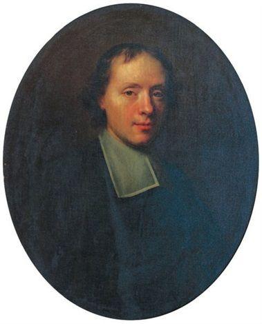 Portrait d'un religieux dit Henri Pileur de Brevannes, archevêque de saintes by François de Troy