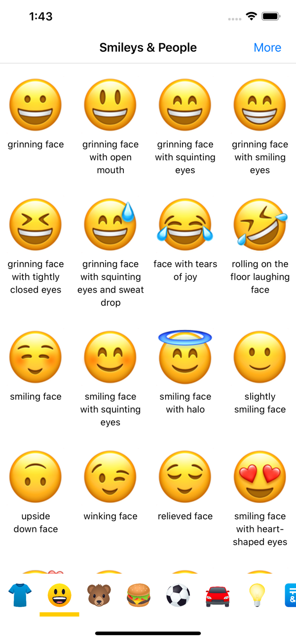 Emoji Meaning Dictionary List On The App Store Emoji Dictionary Emoji Emojis Meanings