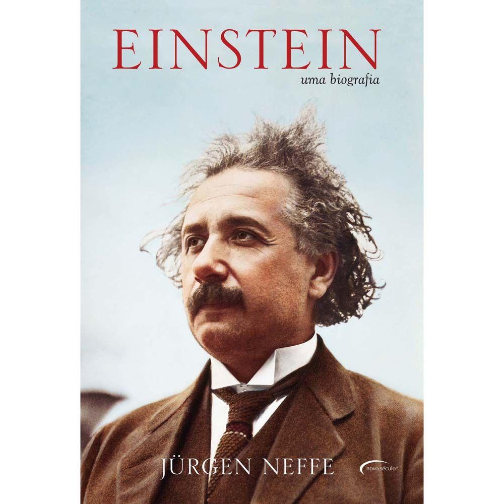 Livros Einstein Uma Biografia Jurgen Neffe Com Os Melhores Precos Nas Casas Bahia Com Preco Especial Aqui No Pontofrio Com Br Einstein Biografia Livros