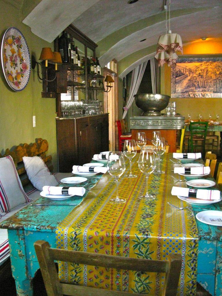 Casanova Harvest Room dinning Carmel by the Sea Pinterest