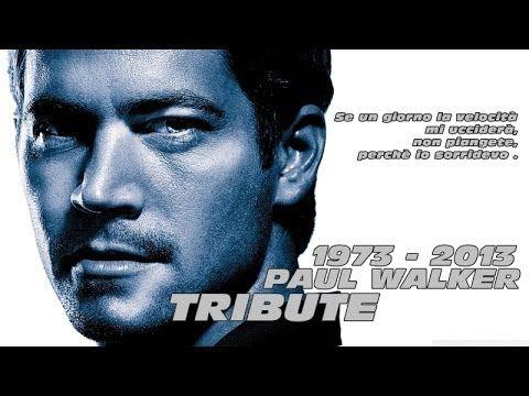 PAUL WALKER TRIBUTE Cried My Eyes Out Paul Walker Wallpaper Tribute