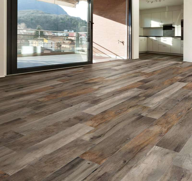 Brand New Wood Look Tile From Italy Savoia Vintage This Looks Just Like Real Wood Available In Grey Wood Tile Brown Interior Brown And Grey