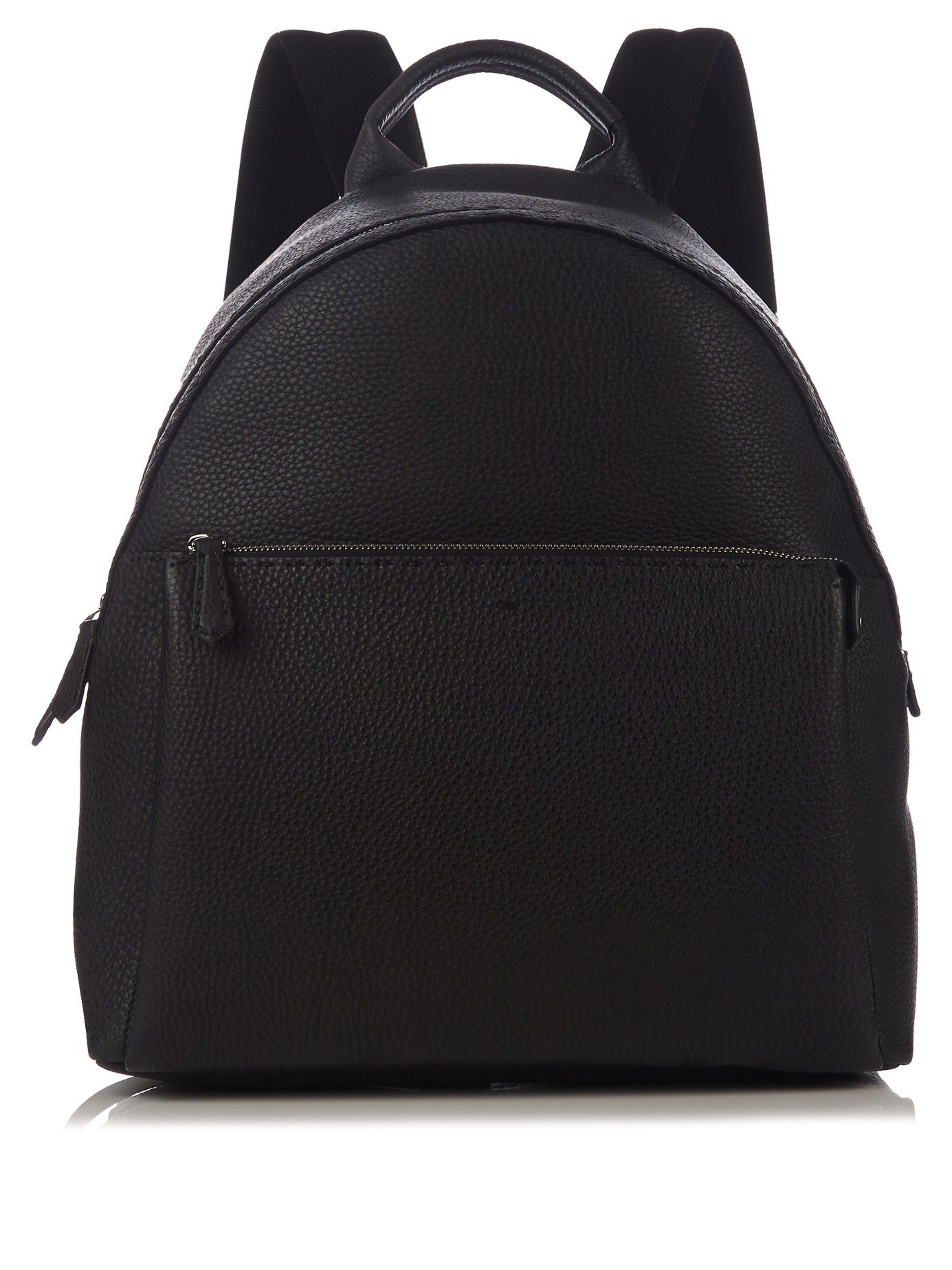 37a7a220c1b Selleria Leather Backpack - Fendi   Bag It Up   Pinterest