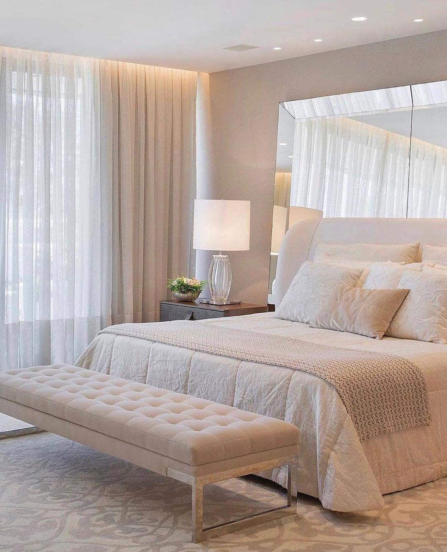 Pin En Decoración De Dormitorio Moderna