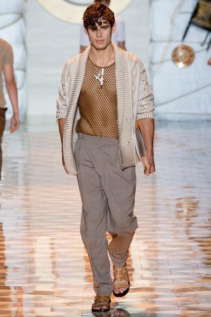 Versace, Look #11