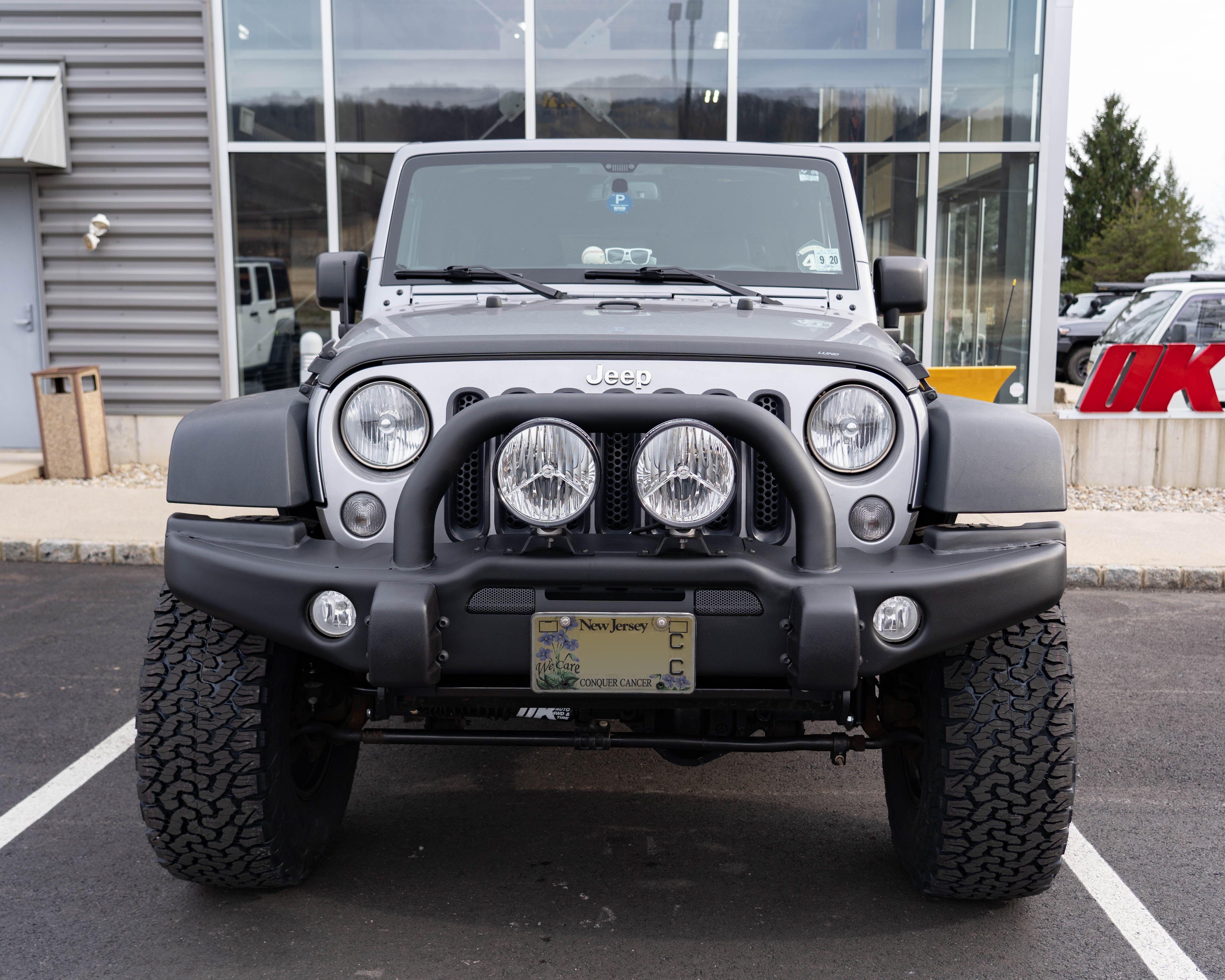 Aev Premium Front Bumper For Jeep Wrangler Jk Jeep Jku Jeep