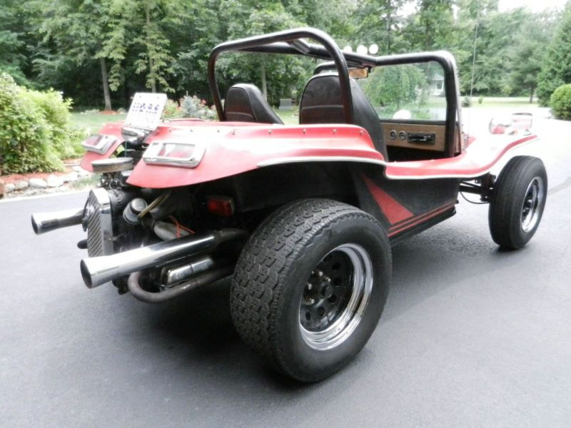 1964 VW Dune Buggy Street Legal / Off Road ATV Meyers Minx Like w ...