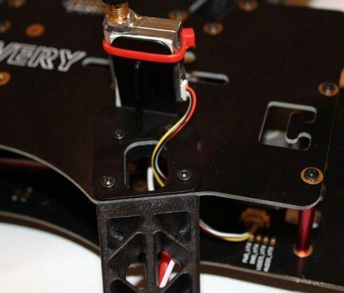 http://prouav.com Team BlackSheep Discovery ARF Quadcopter Platform