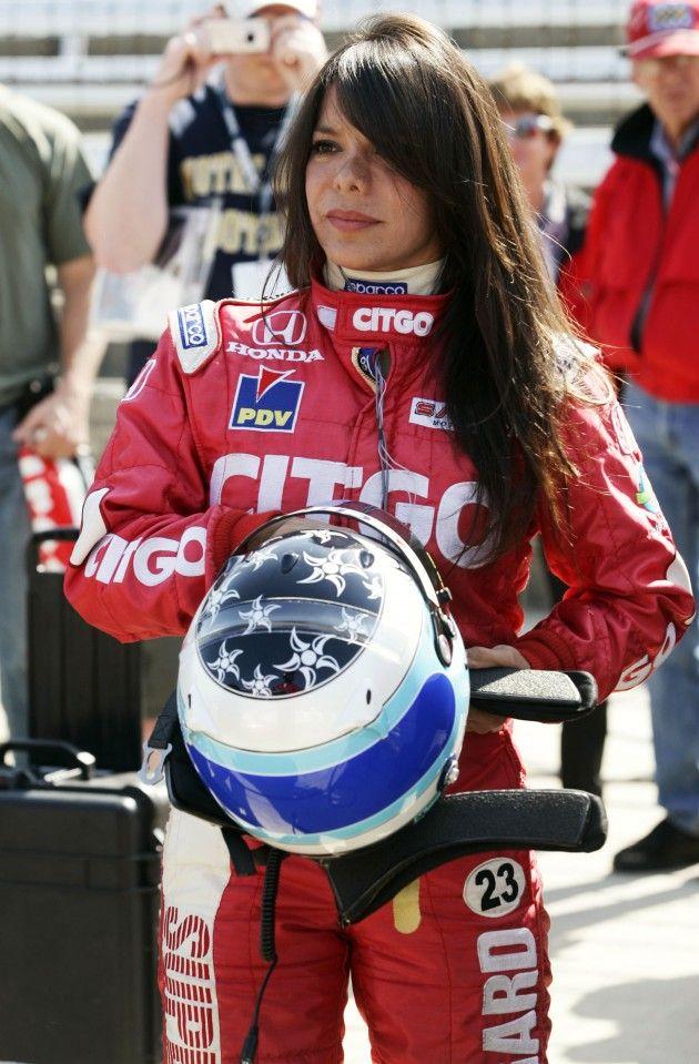 10 Most Appealing Female Race Car Drivers   Herbeat