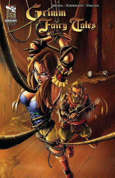 Grimm Fairy Tales #53 - B