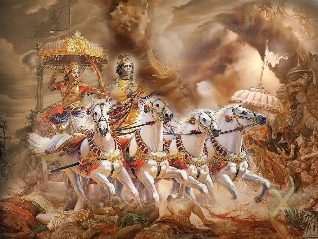 Casa de Euterpe: O Bhagavad Gita