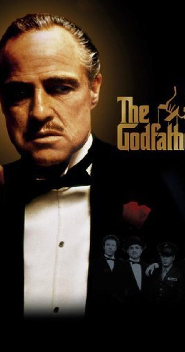 Directed By Francis Ford Coppola With Marlon Brando Al Pacino James Caan Diane Keaton The Aging Pa Godfather Movie The Godfather Full Movie The Godfather