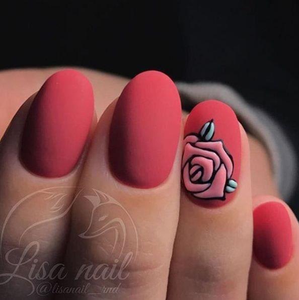 Маникюр | Видео уроки | Art Simple Nail | Nails 2 | Pinterest ...