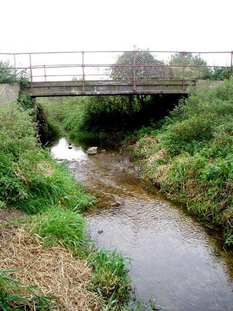 Bridge over the River Granta at Stapleford