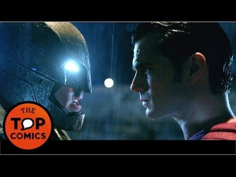 Batman V Superman Dawn Of Justice Teaser Trailer Español - First teaser trailer dawn of justice
