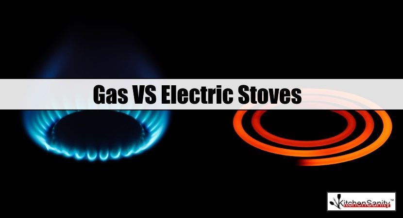Gas Ranges Vs Electric Stoves Electric Stove Stove Gas Stove