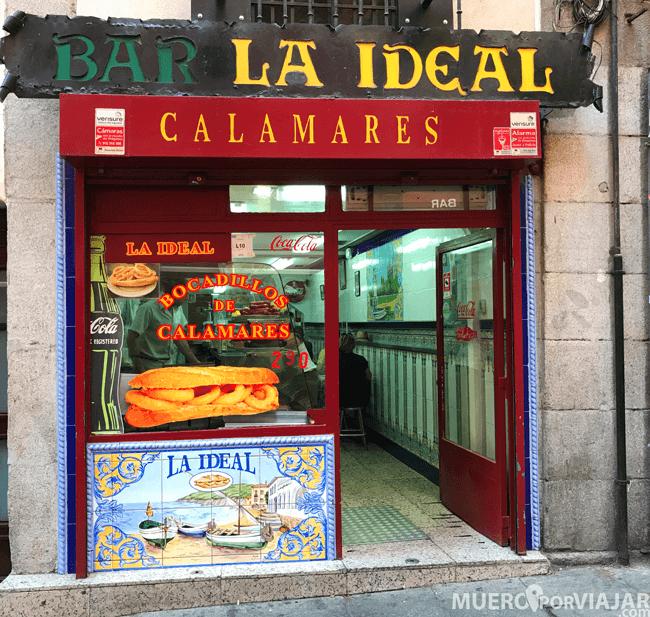 Dónde Comer En Madrid Mueroporviajar Blog De Viajes Y Escapadas Secretos De Madrid Viajes Callejero De Madrid