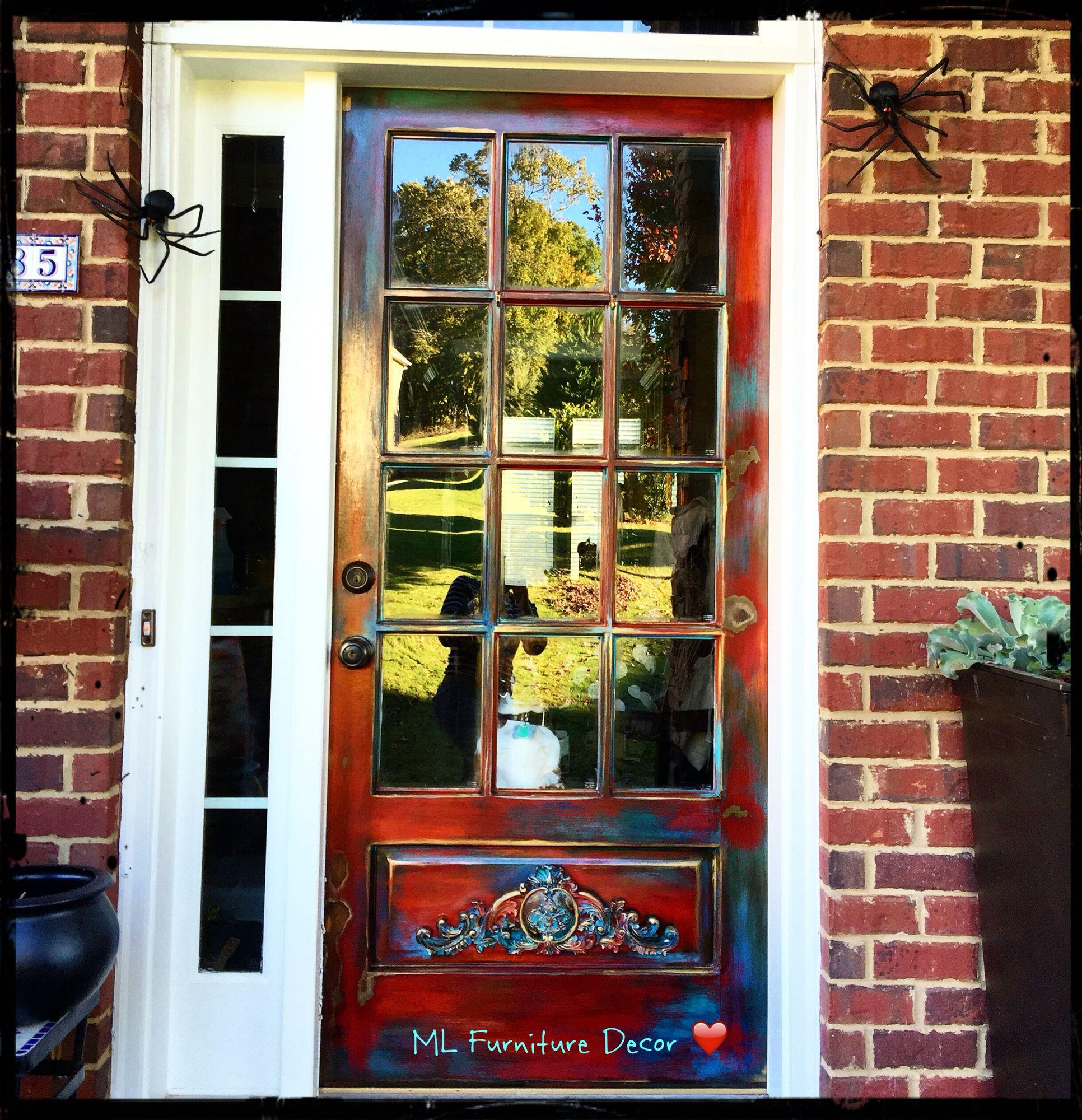 Not Your Regular Red Door!! (With Images)