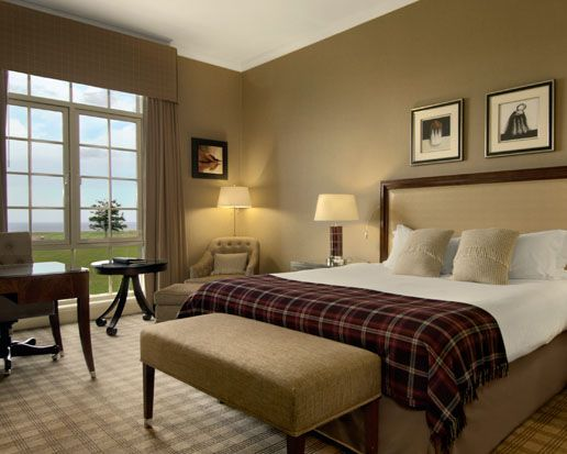 Explore Theme Bedrooms  Bedroom Decor  and more St Andrews Golf Course Hotel Room   Scotch decor   Pinterest  . Golf Decorated Rooms. Home Design Ideas